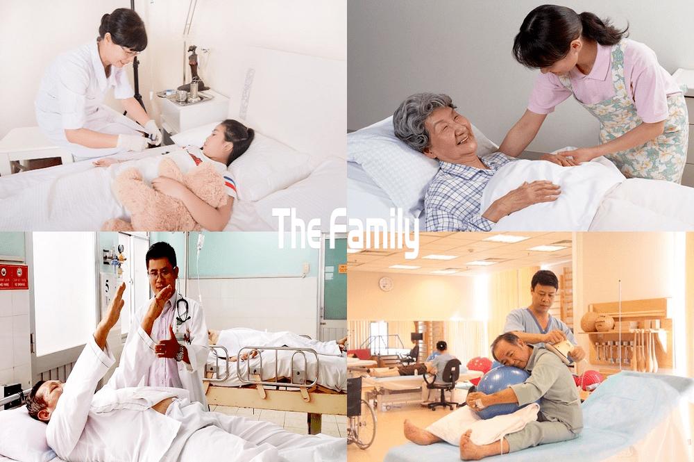 Dịch vụ trông người ốm tại bệnh viện