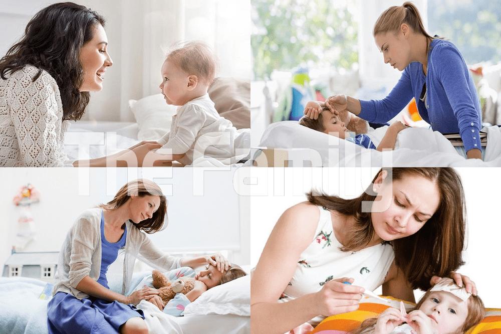 Dịch vụ chăm sóc trẻ em bị sốt xuất huyết
