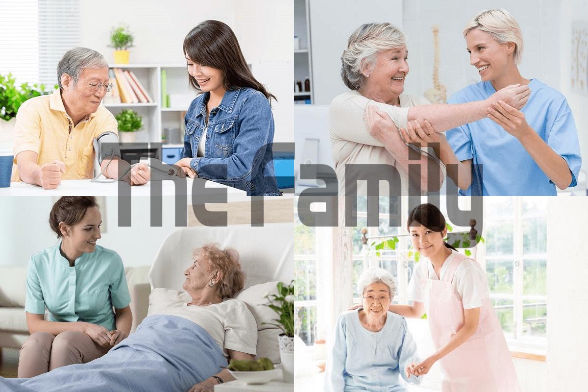 Dịch vụ chăm sóc bệnh nhân tại viện