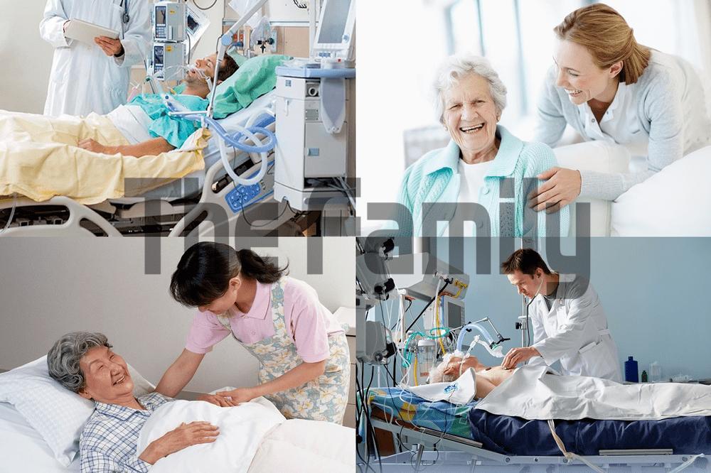 Chăm sóc bệnh nhân thở máy không xâm nhập