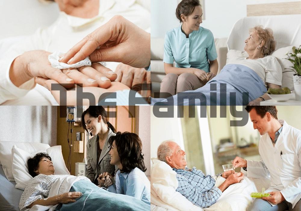 Chăm sóc người bệnh loét ép