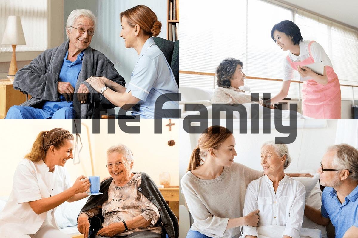 Chăm sóc sức khỏe người cao tuổi là gì
