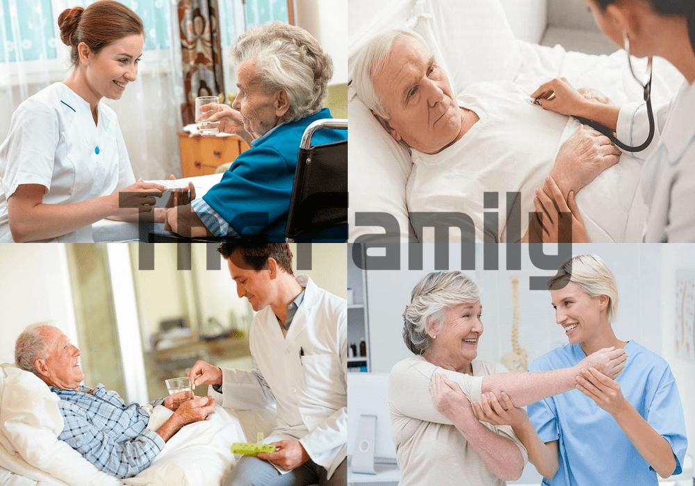 Chăm sóc người bệnh tại bệnh viện Bình Dân