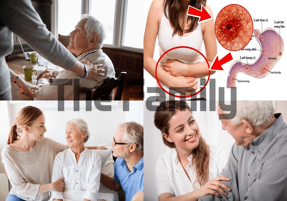 Chăm sóc người bệnh loét dạ dày tá tràng