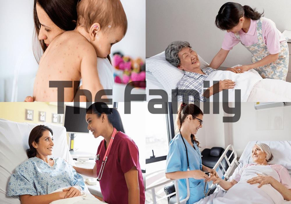 Cách chăm sóc trẻ bị bệnh thủy đậu