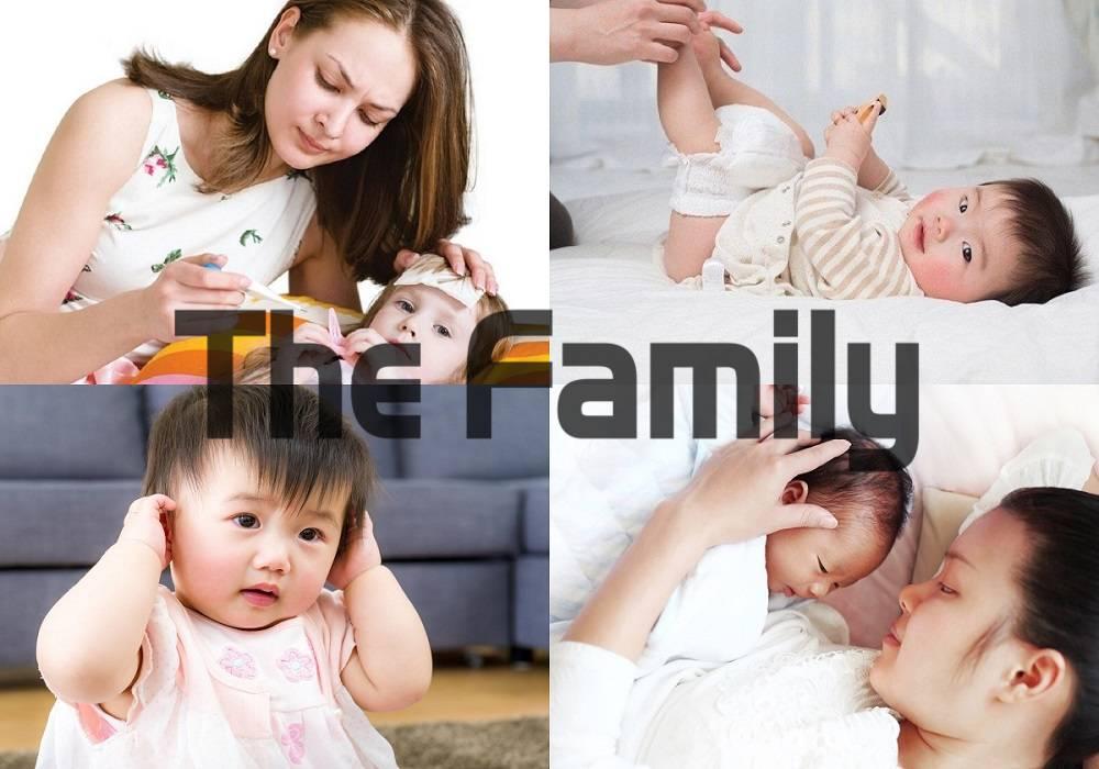 Chăm sóc trẻ viêm tai giữa