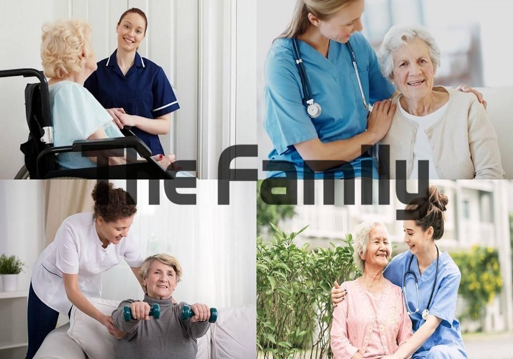 Chăm sóc người bệnh tại bệnh viện Hậu Giang