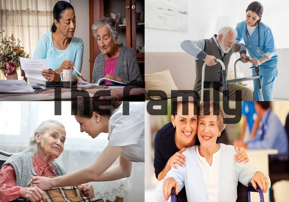 Chăm sóc bệnh nhân Parkinson