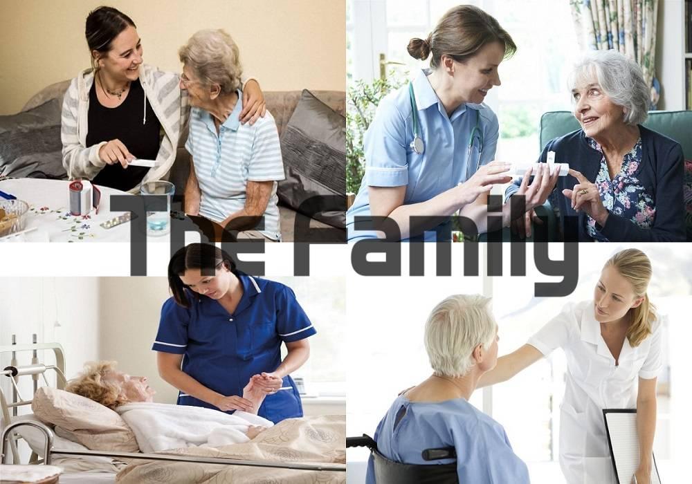 Chăm sóc bệnh nhân chàm