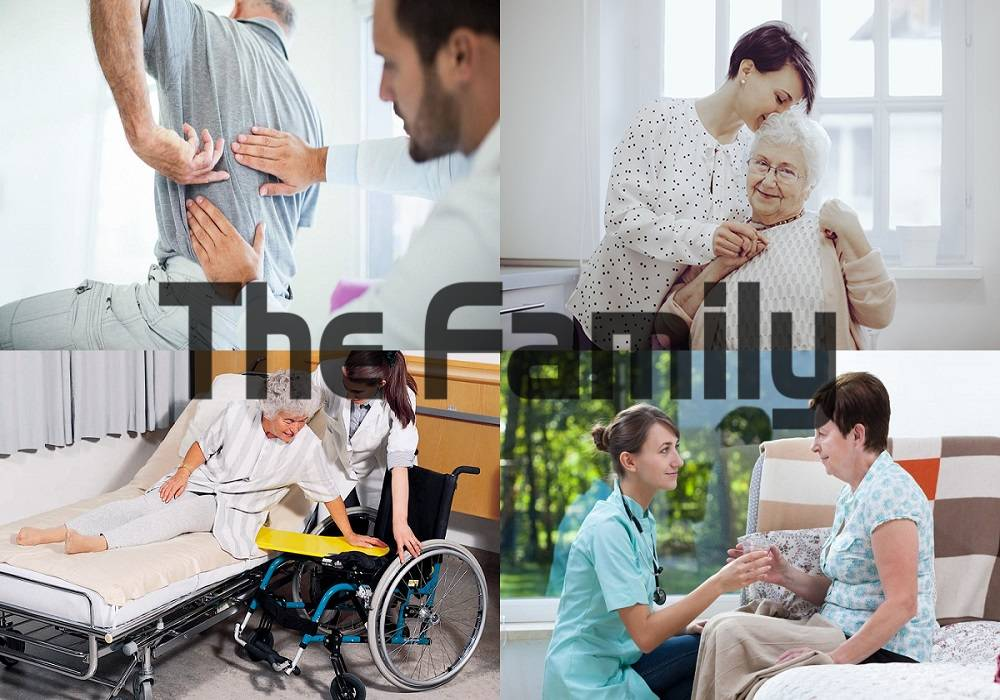 Chăm sóc người bệnh có khung cố định ngoài