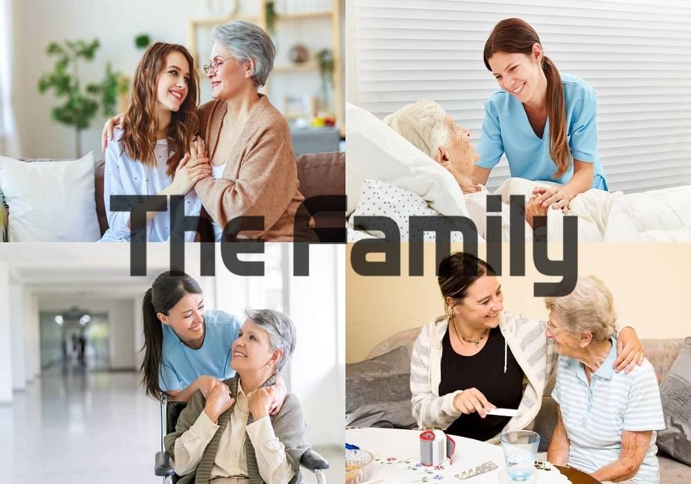 Chăm sóc người cao tuổi