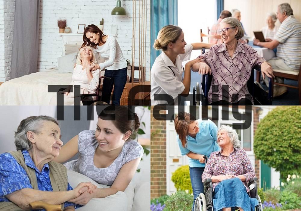 Chăm sóc người già tại Kiên Giang