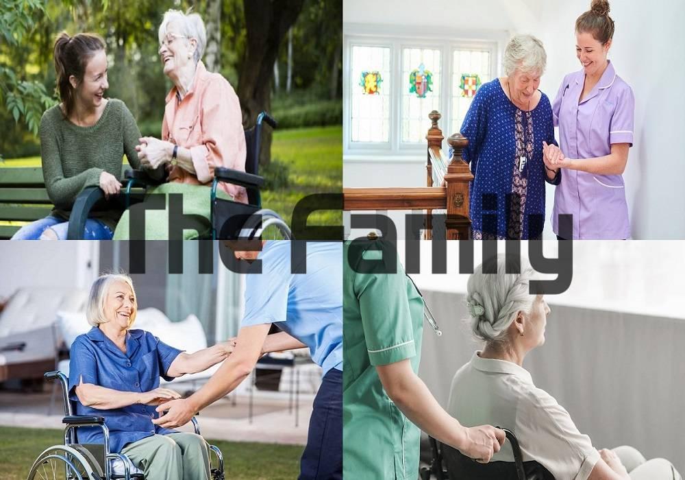 Chăm sóc người già tại Hậu Giang