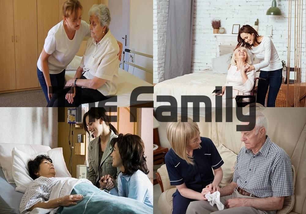 Chăm sóc người bệnh tại bệnh viện Long An