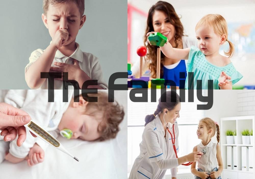 Chăm sóc trẻ viêm phế quản phổi