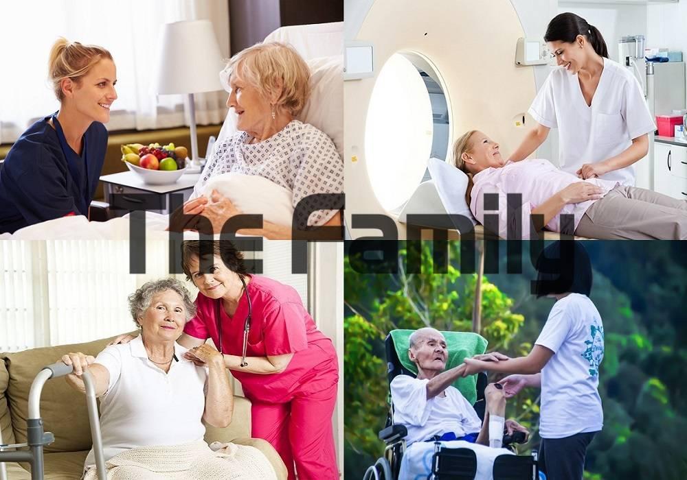 Chăm sóc người bị ung thư giai đoạn cuối