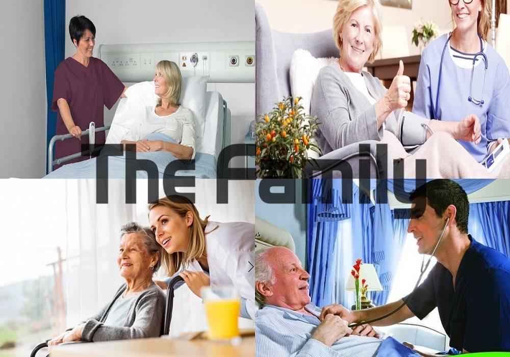 Chăm sóc người cao tuổi tại Sơn La