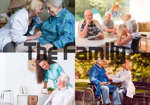 Chăm sóc người cao tuổi tại Hòa Bình