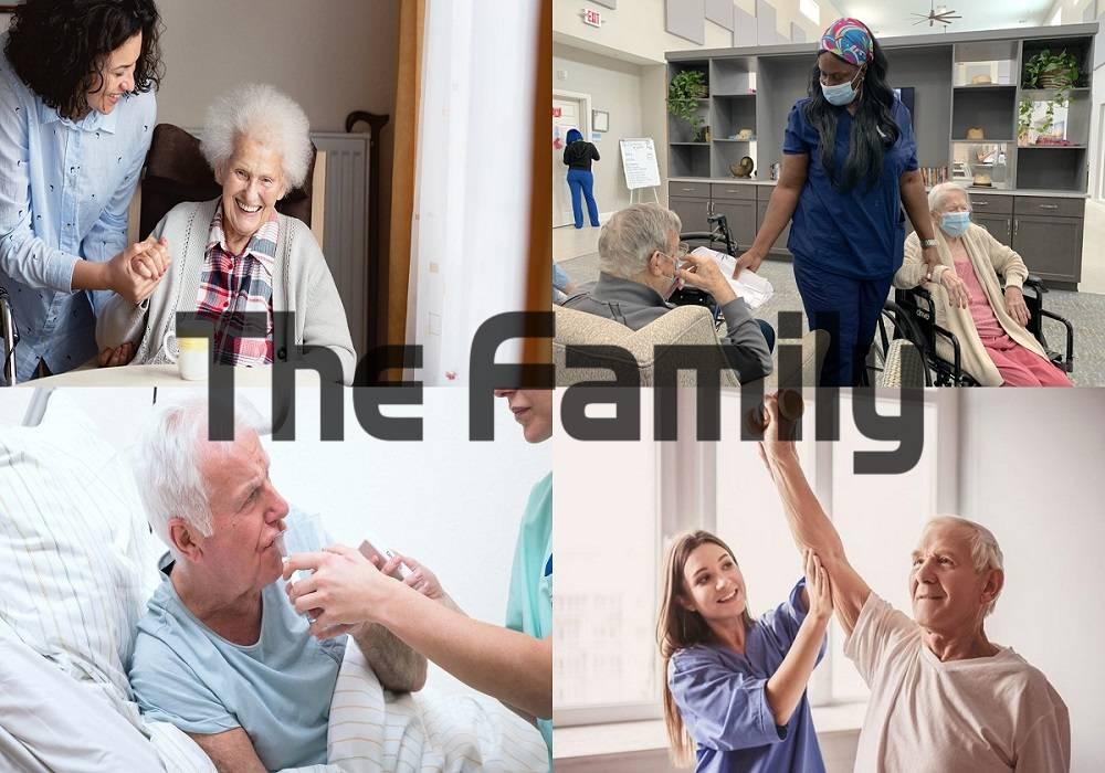 Chăm sóc người già tại Bắc Giang