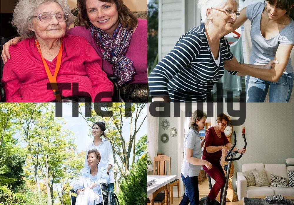 Chăm sóc người cao tuổi tại Hà Nam