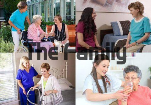 Chăm sóc người già tại Ninh Bình