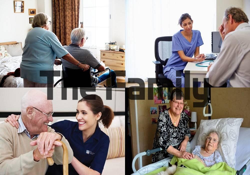 Chăm sóc người già tại Thái Bình