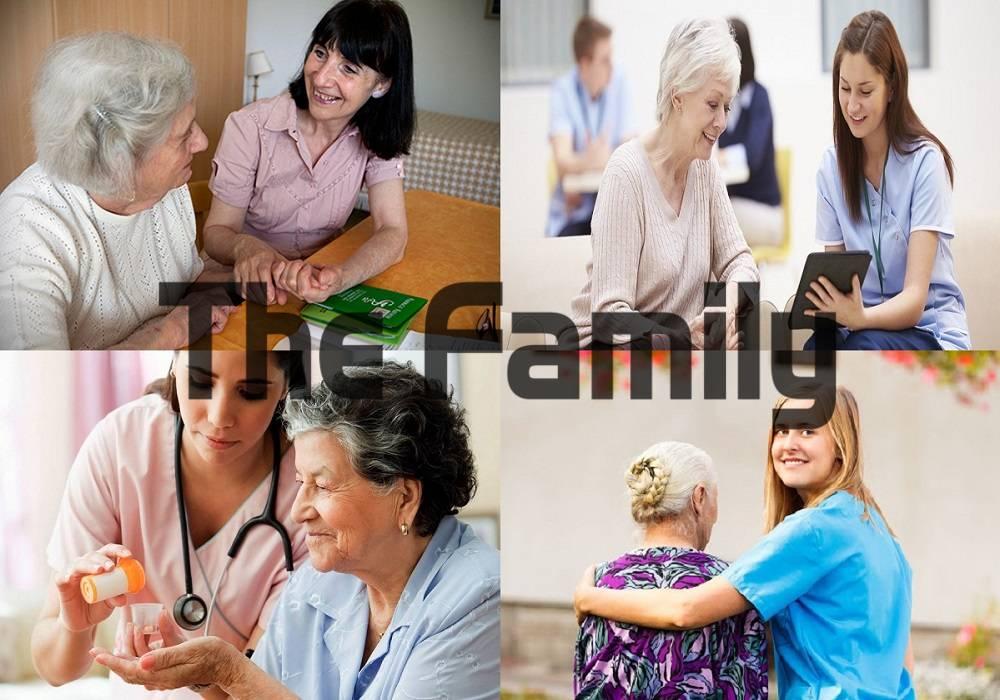 Chăm sóc người già tại Thanh Hóa