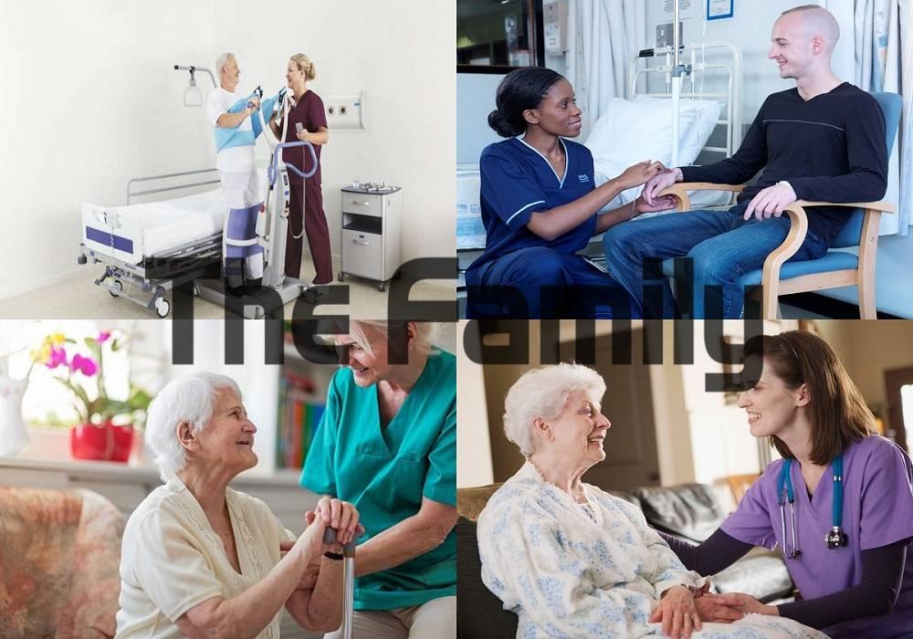 Chăm sóc người già tại Hà Tĩnh