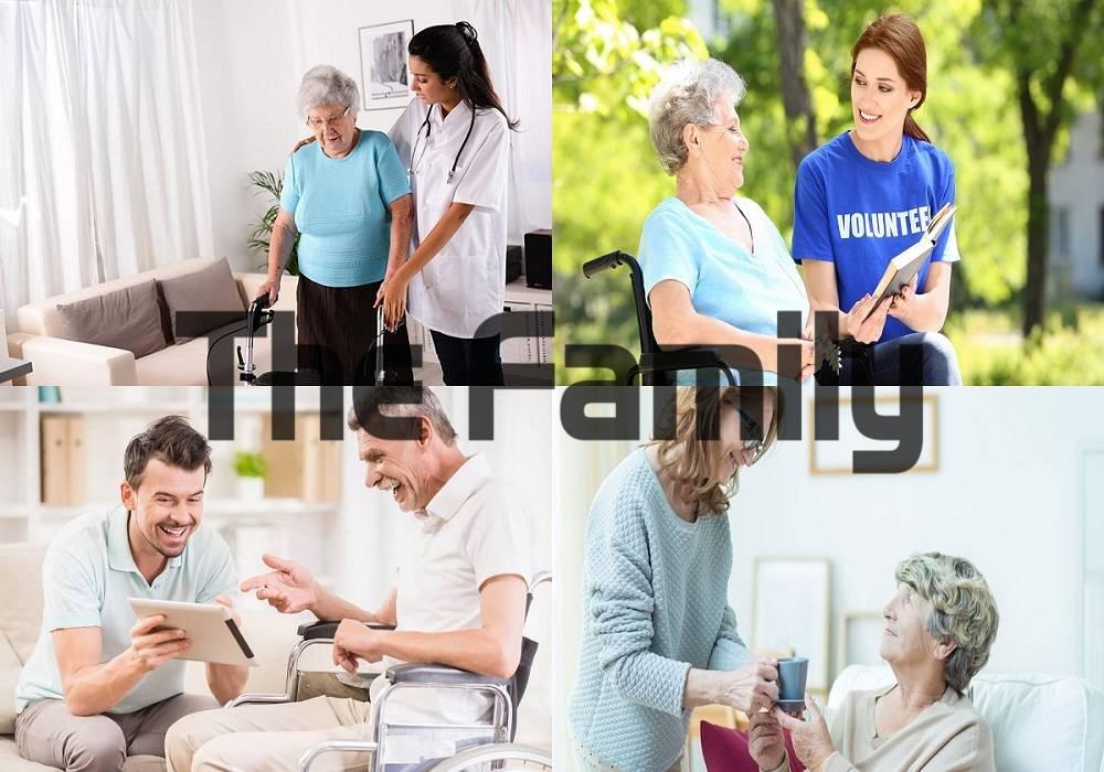 Chăm sóc người già tại Đắk Lắk