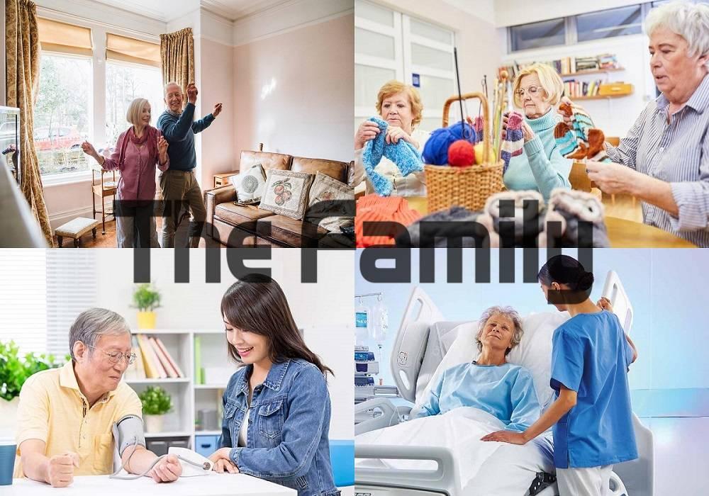 Chăm sóc người già tại Ninh Thuận