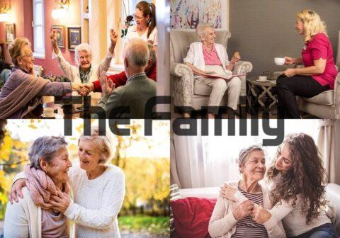 Chăm sóc người cao tuổi tại Ninh Thuận