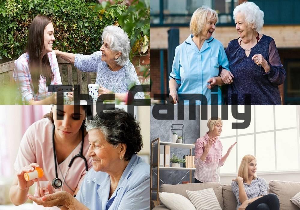 Chăm sóc người cao tuổi tại Bình Thuận