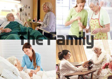 Chăm sóc người già tại Đồng Tháp