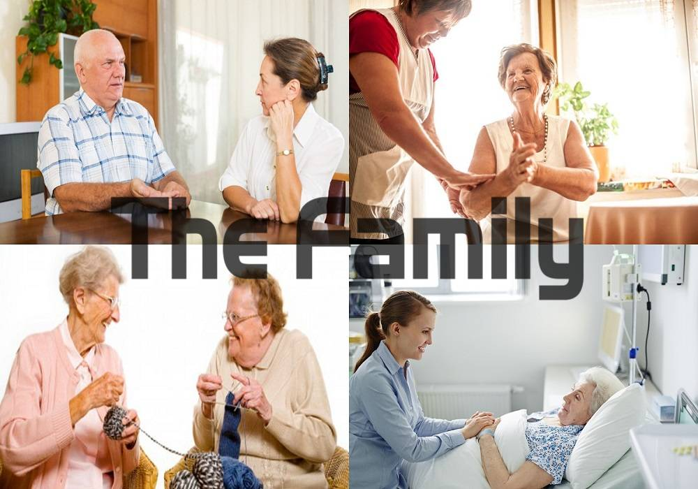 Chăm sóc người già tại Vĩnh Long