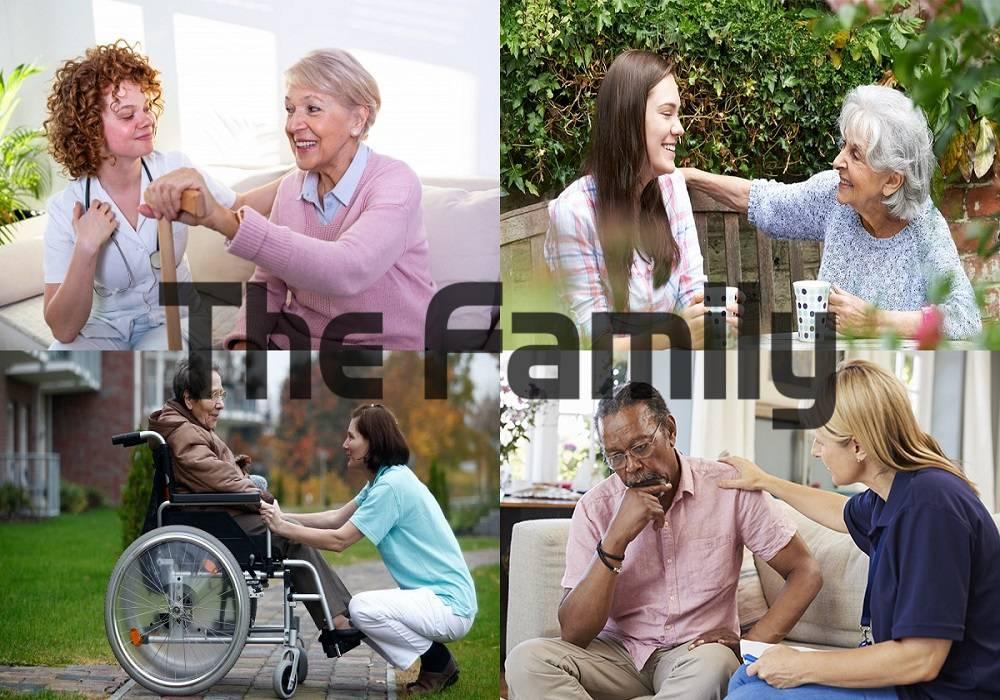 Chăm sóc người già tại Trà Vinh
