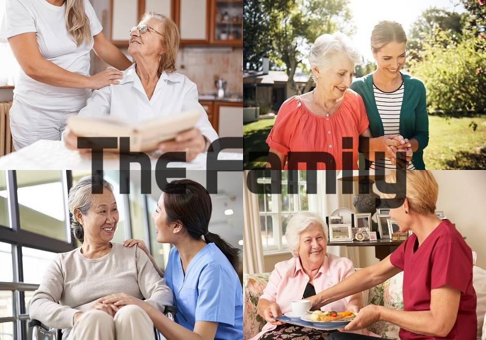 Chăm sóc người cao tuổi tại Gia Lai