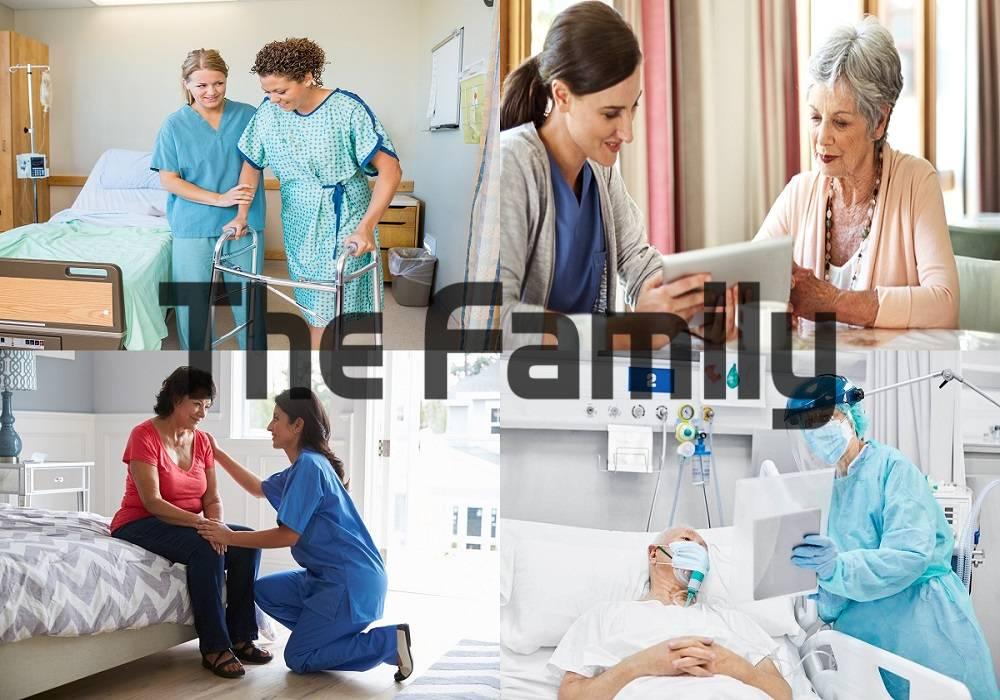Chăm sóc người già tại Quảng Nam