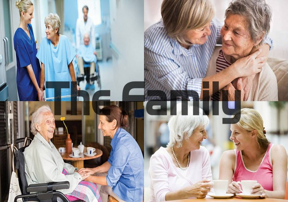 Chăm sóc người già tại Bình Định