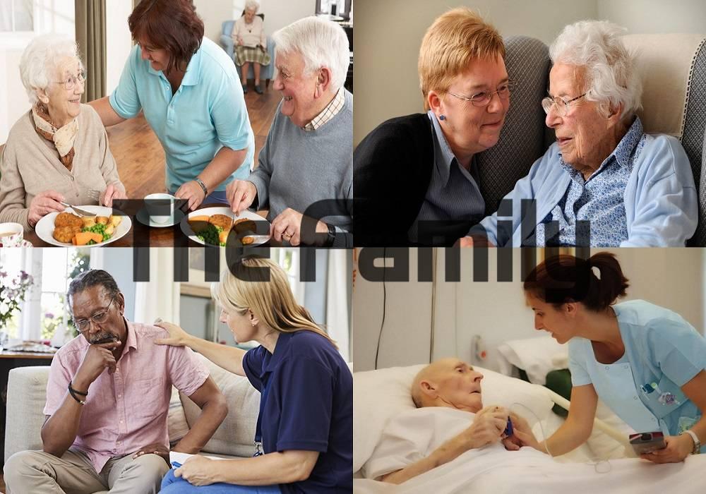 Chăm sóc người già tại Đồng Nai