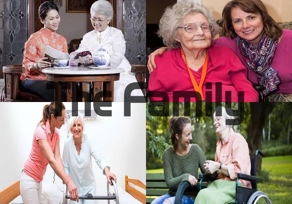 Chăm sóc người cao tuổi tại Đồng Nai