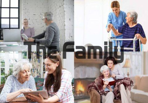 Chăm sóc người già tại Bình Dương