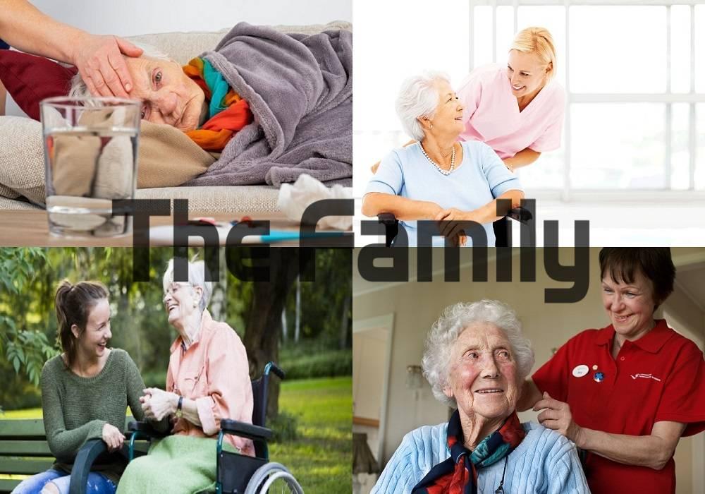 Chăm sóc người già tại Bình Phước