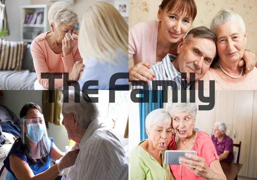 Chăm sóc người già tại Biên Hòa