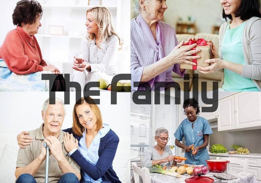 Chăm sóc người già tại Quảng Bình