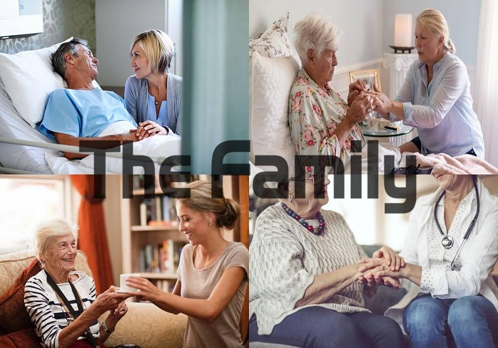 Chăm sóc người cao tuổi tại Quảng Trị