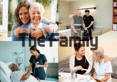Chăm sóc người già tại Kon Tum