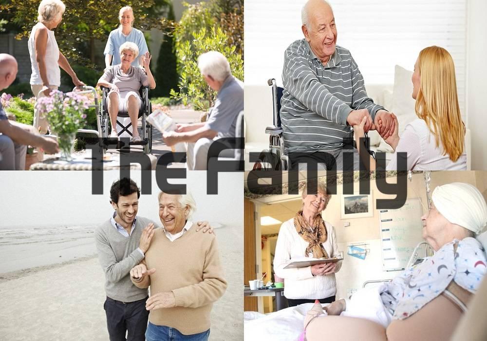 Chăm sóc người già tại Hưng Yên