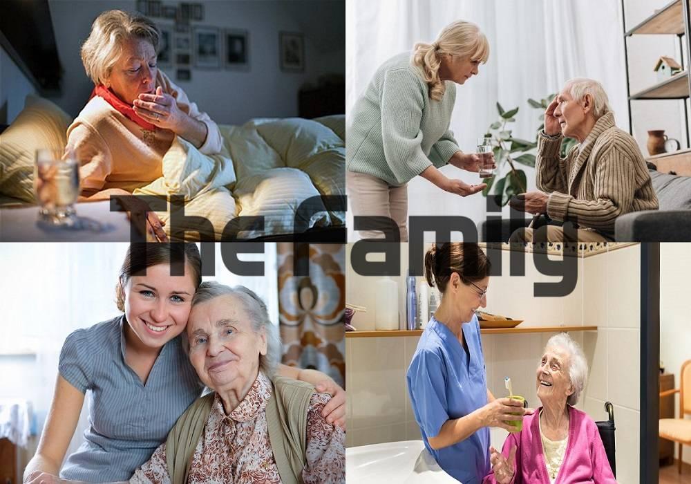 Chăm sóc người bệnh tại bệnh viện Sóc Trăng