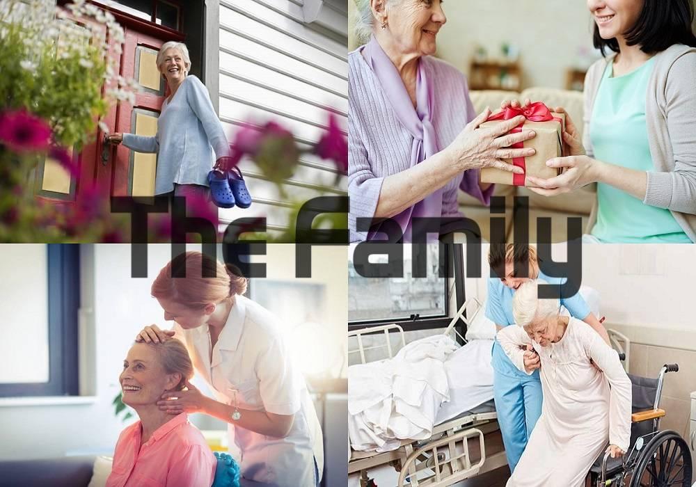 Chăm sóc người cao tuổi tại Long Xuyên