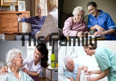 Chăm sóc người già tại Thái Nguyên